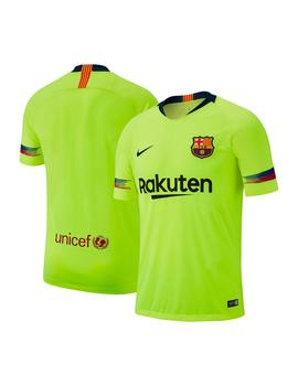 Camiseta F.C. Barcelona Royal Blue 2ª Equipacion