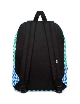 Mochila Unisex Vans Checker Block